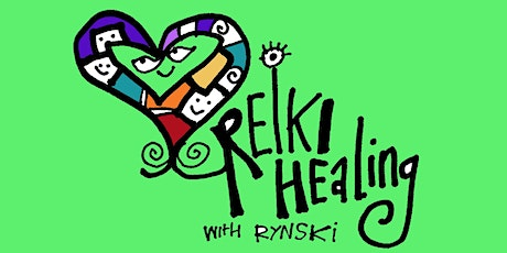 Reiki Healing with Rynski - Online Distance Reiki for Inner Peace tickets