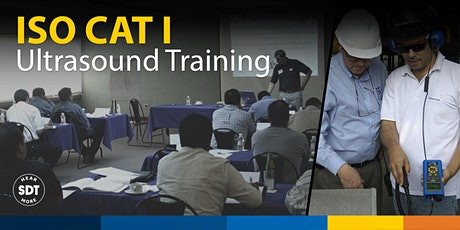 ISO CAT 1 Ultrasound - Dammam, Saudi Arabia tickets