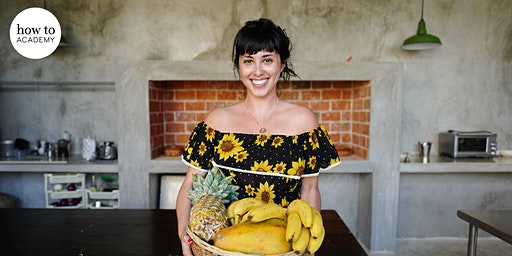 Melissa Hemsley - How to Eat Well in Conversaion with Oliver Chittenden
