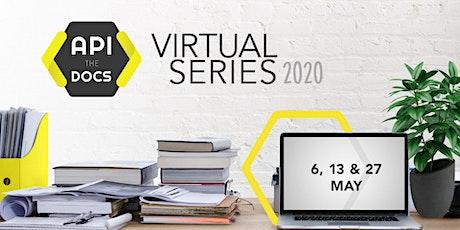 API The Docs - Virtual Series tickets