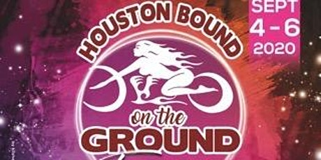 HOUSTON BOUND ON THE GROUND TEXAS RIDE tickets