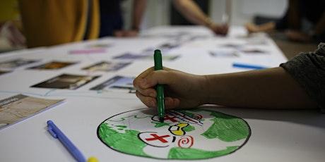 Atelier La Fresque du Climat en famille (en ligne) billets