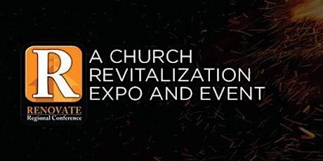 Renovate Regional Church Revitalization Conference tickets