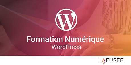 Formation WordPress - Classe Virtuelle tickets