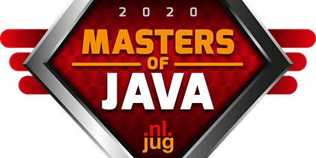 NLJUG Masters of Java 2020 (Powered by First8) tickets