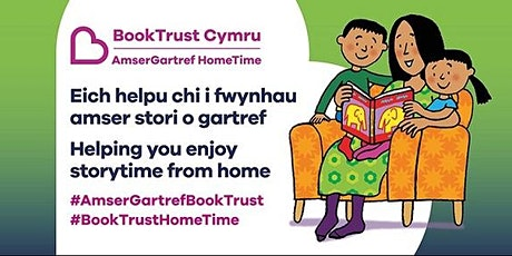 BookTrust Cymru Hometime Digital Tour/Taith Ddigidol AmserGartref BookTrust tickets