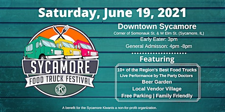 Sycamore Food Truck Festival tickets