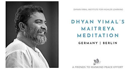 Virtual Maitreya Meditation tickets
