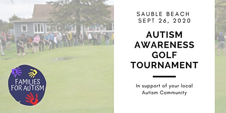 Autism Awareness Golf Tournament 2020 tickets