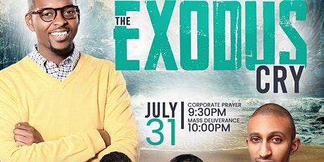 The Exodus Cry: Mass Deliverance tickets