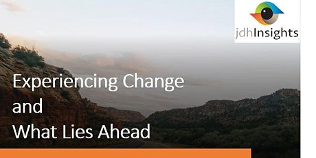 Experiencing the Natural Stages of Change  tickets