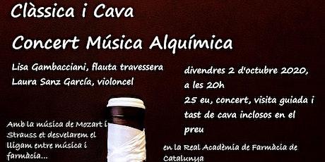 CLASSICA I CAVA - MÚSICA ALQUÍMICA entradas