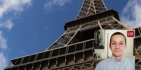 The City of Lights with Eiffel Tower & Notre Dame: Paris Live Virtual Tour tickets