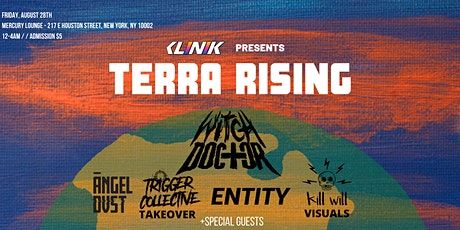 Terra Rising Feat. Witch Doctor tickets