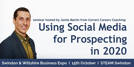 Using Social Media for Prospecting in 2020 tickets