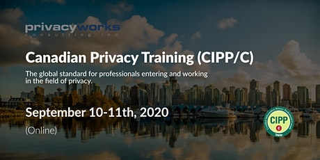 Canadian Privacy Training (CIPP/C Certification) tickets
