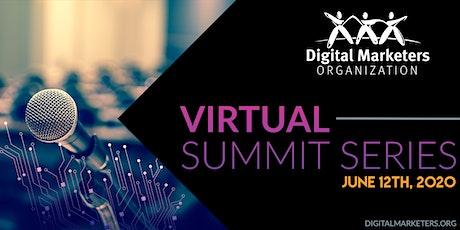 DMO Summit Series - June tickets