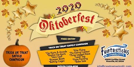 2020 Queen City OktoberFEST tickets