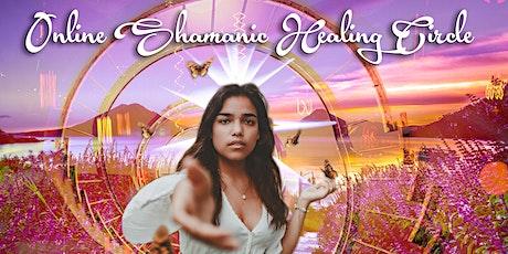Online Shamanic Healing Circle Sedona tickets