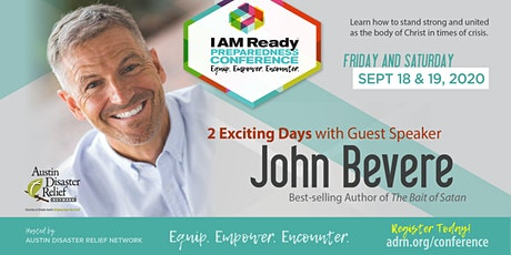 2020 I AM Ready Preparedness Conference tickets