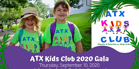 ATX Kids Club 2020 Gala tickets