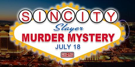 Sin City Slayer Murder Mystery tickets