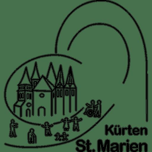 Katholische Pfarrgemeinde St. Marien Kürten logo