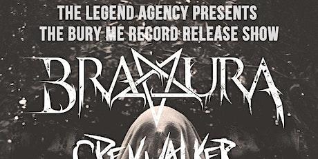 Bravura Record Release Show tickets