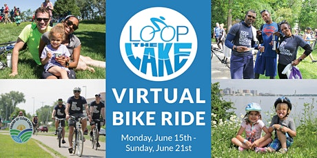 Loop the Lake VIRTUAL Bike Ride tickets