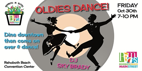 Oldies Dance benefiting Rehoboth Beach Main Street and Rehoboth in Bloom tickets