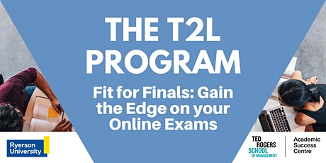 Fit for Finals: Gain the Edge on your Online Exams tickets