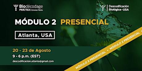 Biodescodificación |Módulo 2 PRESENCIAL tickets