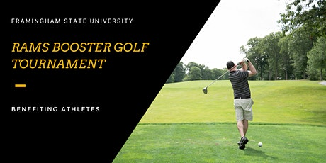 Framingham State Rams Booster Golf Tournament - 2020 tickets