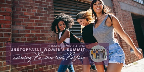 The Unstoppable Women's Summit tickets