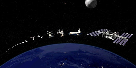 Tracking Satellites and Spacecrafts for Beginners tickets