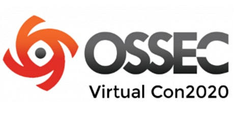 OSSEC Virtual Con2020 - Day 1 - Conference Sessions tickets