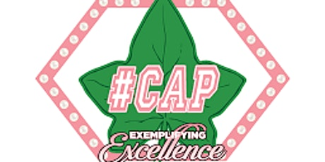 Alpha Kappa Alpha Sorority, Incorporated, Theta Pi Omega Chapter #CAP September 2020 Session Tickets