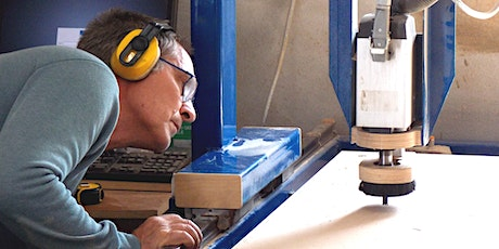 Online CNC Routing Course - from the beginning tickets