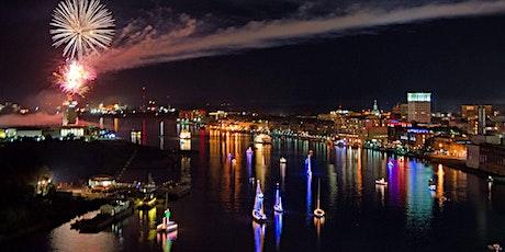 2020 Savannah Harbor Boat Parade of Lights! tickets