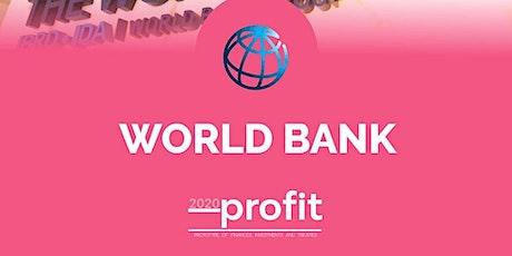 World Bank PROFIT 2020 boletos