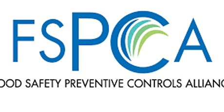 PCQI Certification Course -  FSPCA 2,5 Day Curriculum, Atlanta GA tickets