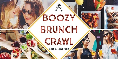Boozy Brunch Crawl: Fort Myers tickets