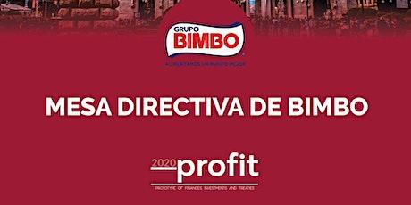BIMBO PROFIT 2020 boletos