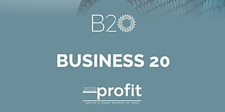 Business 20 PROFIT 2020 tickets