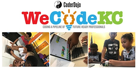 We Code KC Online Learning tickets