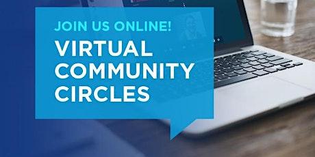 Virtual Community Circle: Bridging the Political Divide tickets