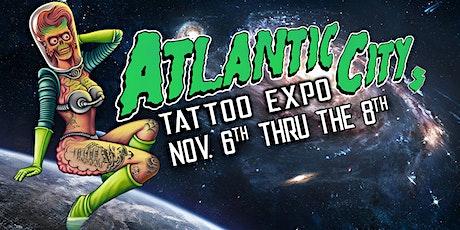 The Atlantic City Tattoo Expo tickets