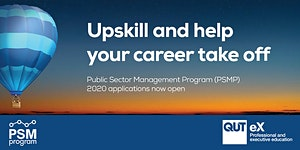Public Sector Management Program Information Session -...