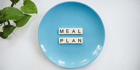 Meal Planning to Eat Healthy and Avoid Food Waste via ZOOM tickets