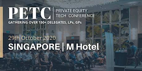 PETC Singapore 2020 tickets